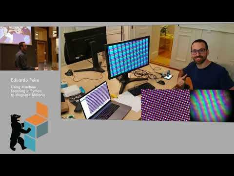 Eduardo Peire - Using Machine Learning in Python to diagnose Malaria