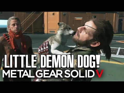 MGSV: DEMON DOG! (#9)