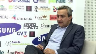 Prêmio Empreendedor Sustentável 2015 - Elias Tergilene