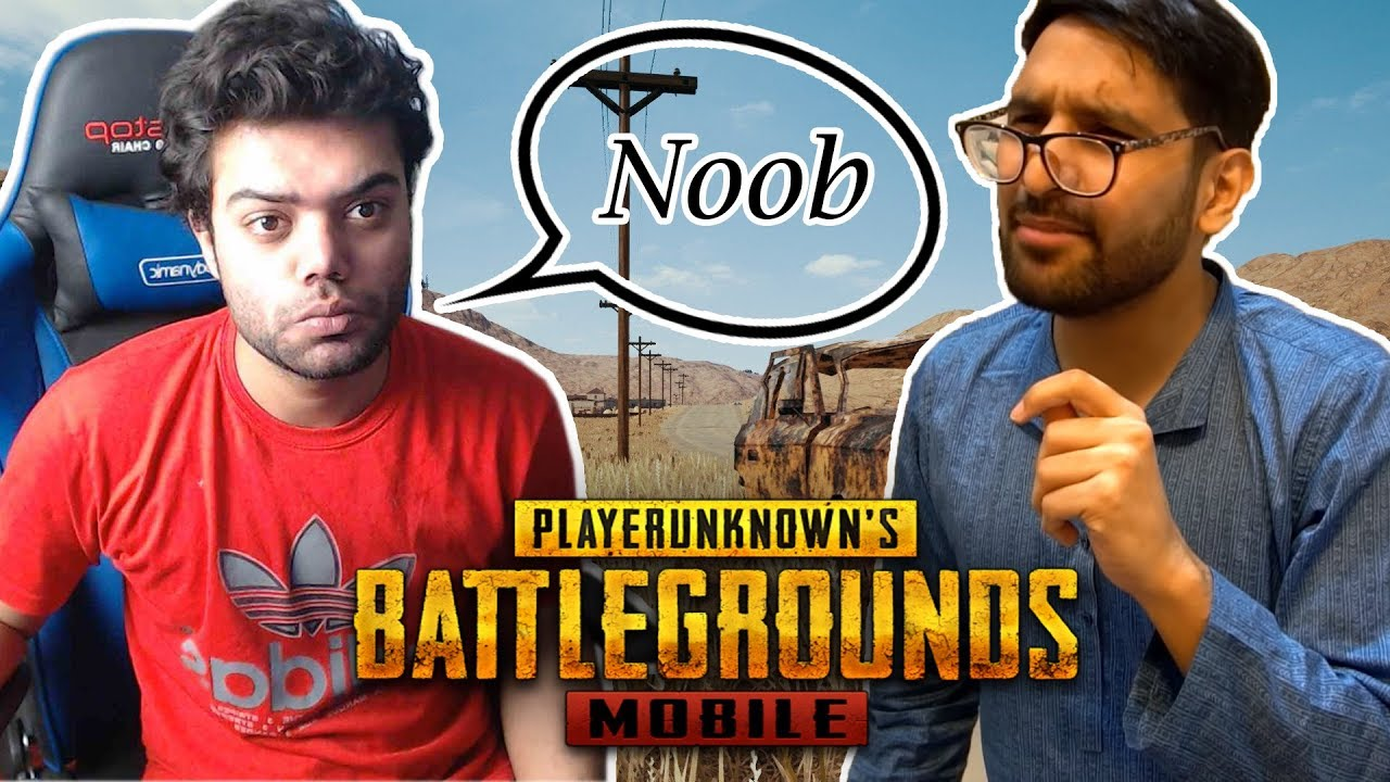 I Hate Zaid Ali In PUBG Mobile