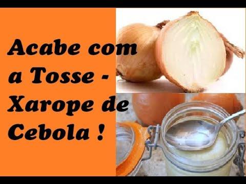 Tosse Seca | Xarope De Cebola é A Solução !