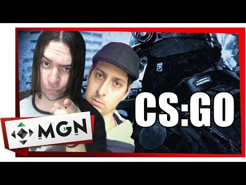 Quem é o mais ruim? - CS:GO Ft. Peralta & Snaizen