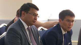 Акима временно отстранили от должности в Костанайской области