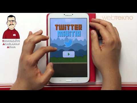 Teknolojiye Atarlanan Adam - Twitter Mivitır İncelemesi