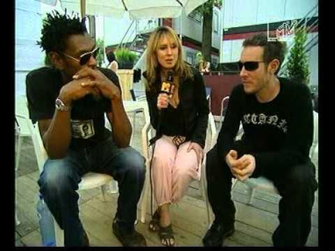 """MTV New - """"Interview - Massive Attack"""""""