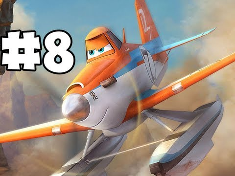 Disney Planes The Video-Game - Part 8 - SKIPPER (HD Gameplay Walkthrough)