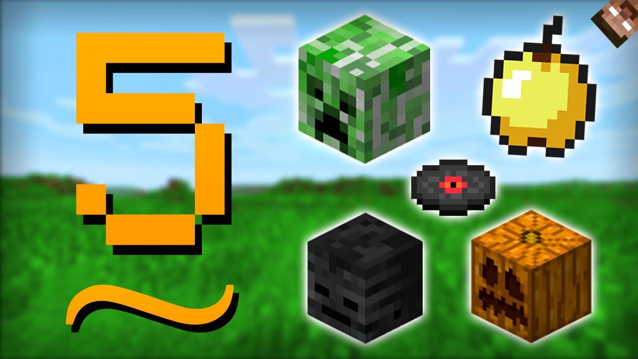 ✔ Top 11 Rarest Items in Minecraft