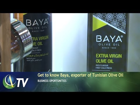 Get to know Baya, exporter of Tunisian olive oil