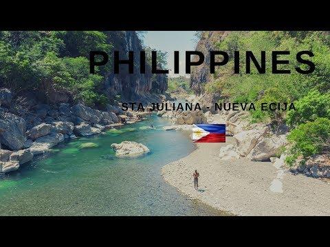 MINALUNGAO NATIONAL PARK - The Paradise Valley Of The Philippines, Nueva Ecija