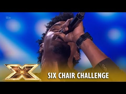 Dalton Harris: Emotional Singer from Jamaica KILLS IT With Purple Rain! | The X Factor UK 2018