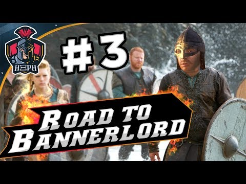 ROAD TO BANNERLORD! #3 Sea Raider Grind!