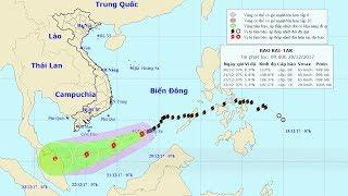 Tin Bão Mới Nhất: Tin bão trên Biển Đông, cơn bão số 15