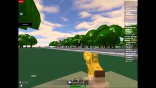 Roblox USA: The corruptness of the FBI an Police