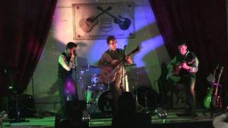 """BYP BLUES TRIO """"I don't want no woman"""" live at BE Acoustic"""