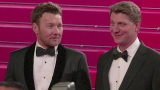 Jeff Nichols, Joel Edgerton and more on the red carpet after the Premiere of Loving in Cannes