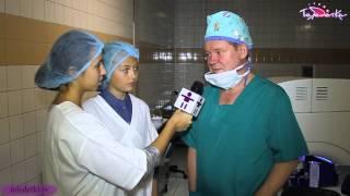 видео: Клиника микрохирургии глаза им. Федорова