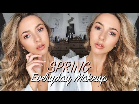 MY EVERYDAY SPRING MAKEUP
