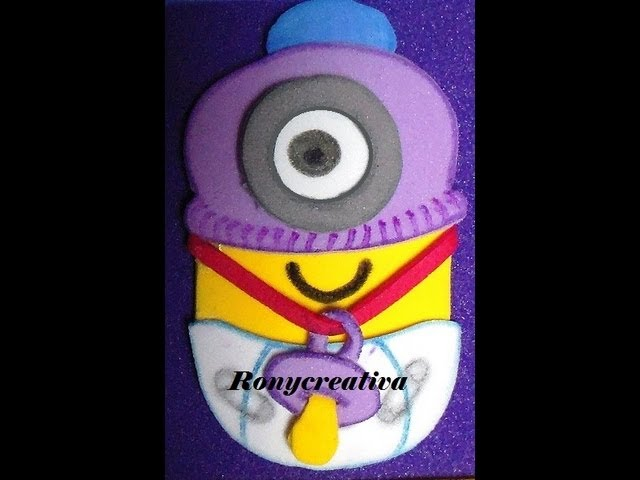MINION BABYSHOWER Videos De Viajes