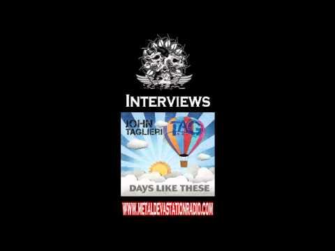 DJ REM Interviews - John Taglieri
