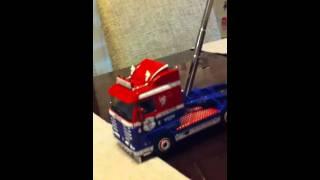 WSI TEKNO truck models 1:50