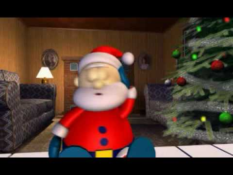 Pixar le pere noel a faim dessin anim avi youtube - Magic le dessin anime ...