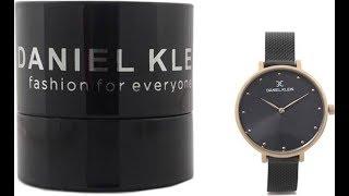 Unboxing Daniel Klein DK11421-5 Watch for women