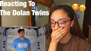 Reacting To The Dolan Twins: Twins Move Into A Custom Built Van Together
