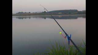 Рибалка на карася в селі Боголюби