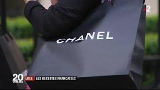 France : La bonne santé du secteur du luxe / JT du vendredi 22 juin 2018