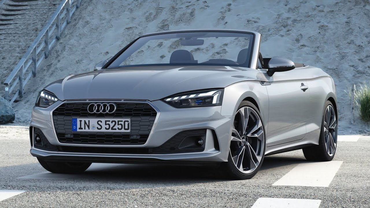 2021 Audi Rs5 Cabriolet Concept and Review