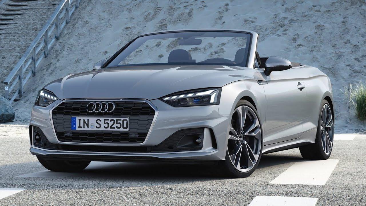 2021 Audi S5 Cabriolet New Concept
