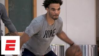 Jerome Robinson 2018 pre-draft workout and interview | DraftExpress | ESPN