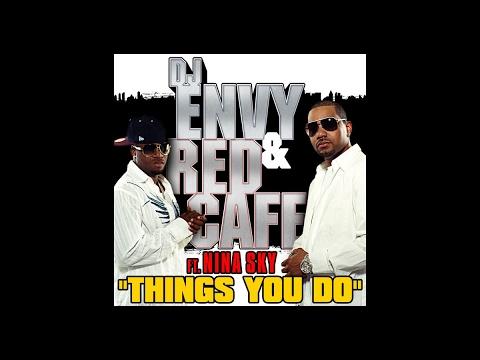 Dj Envy e Red Cafe ft Nina Sky-Things You Do (Ext By Dj Well Bhz) 98 bpm