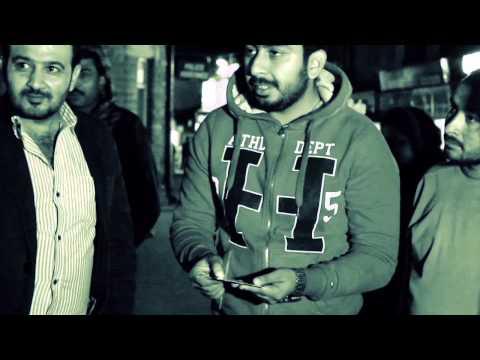 Magician / Illusionist Rajesh kumar beyond imagination ( street magic show )