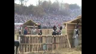 Малоярославец 2012 (200 лет) Часть 3. Сражение