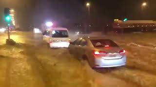 Kuwait Flood Footage(8)