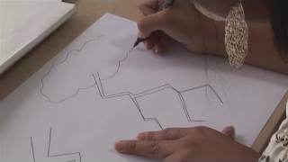 How To Sketch A Lightning