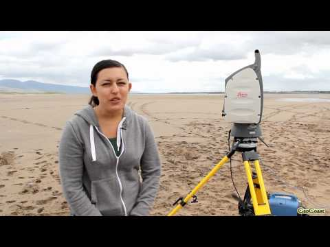 Coastal Monitoring: Terrestrial Laser Scanning of sand dunes at Rossbeigh, Co. Kerry, Ireland