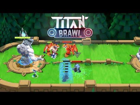 Titan Brawl Android