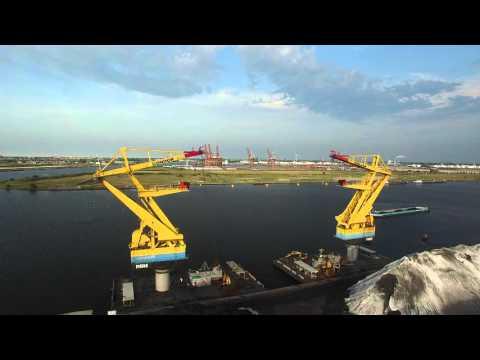 Westpoort Afrikahaven Rietlanden Terminals Vopak Terminal Olietankers