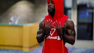 Jacory's Bodybuilding Journey
