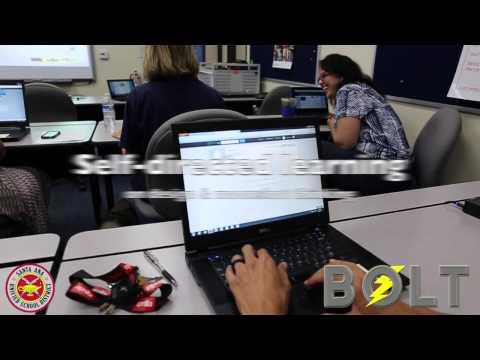 BOLT September meeting: Blended & Online Learning Teams