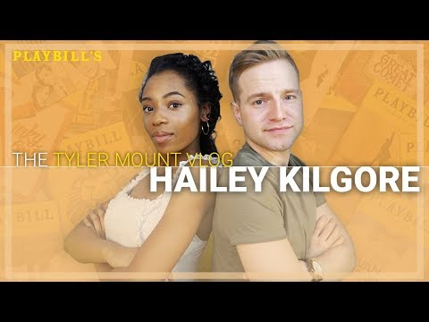 Once On This Island's Hailey Kilgore | TYLER MOUNT