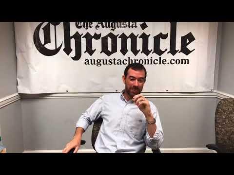 Augusta mayor candidate Gould Hagler
