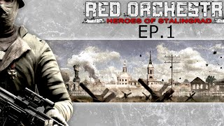 Red Orchestra 2 Heroes of Stalingrad - Campaña Ep.1 - Español