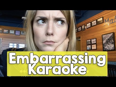 EMBARRASSING KARAOKE // Grace Helbig
