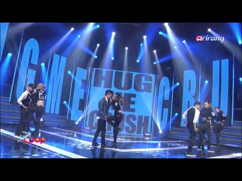 Simply K-Pop - Ep115C05 Crush (Feat. Gaeko) - Hug Me/심플리케이팝, 크러쉬, 개코