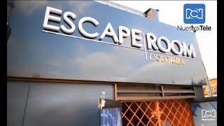 real escape room walkthrough