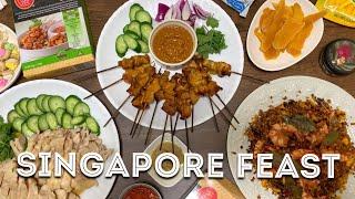Singapore Food Feast in Tokyo Japan