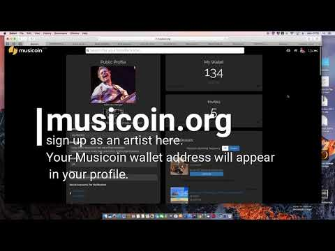 Earn Money with Music on the Blockchain